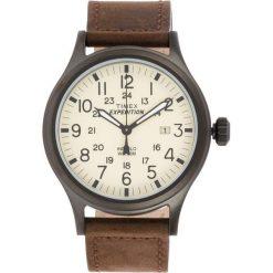Timex T49963 Zegarek braun. Brązowe zegarki męskie Timex. Za 339,00 zł.