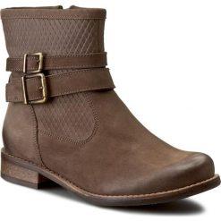 Botki LASOCKI - 70174-18 Oliwkowy. Czarne buty zimowe damskie marki Lasocki, ze skóry. W wyprzedaży za 125,00 zł.