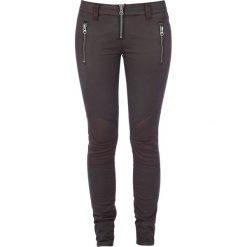 Forplay Biker Pants Jeansy damskie czerwony. Czerwone jeansy damskie Forplay, z obniżonym stanem. Za 121,90 zł.