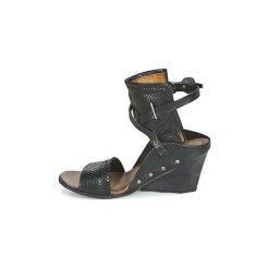 Sandały Airstep / A.S.98  KOKKA. Czarne sandały damskie Airstep / A.S.98. Za 566,30 zł.