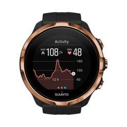 Zegarki męskie: Zegarek męski Suunto Spartan Sport Wrist HR Copper Special Edition SS023310000