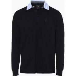 Andrew James Sailing - Męska koszulka polo, niebieski. Niebieskie koszulki polo Andrew James Sailing, m. Za 179,95 zł.
