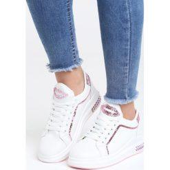 Różowe Buty Sportowe Love Me Too. Czerwone buty sportowe damskie marki KALENJI, z gumy. Za 79,99 zł.