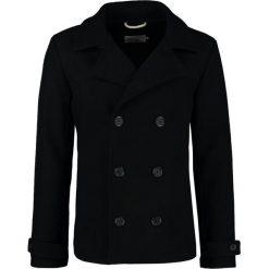 Pier One Krótki płaszcz black. Czarne płaszcze wełniane męskie marki Pier One, m. Za 359,00 zł.