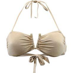 """Biustonosz bikini """"Bendor"""" w kolorze złotym. Żółte biustonosze marki NABAIJI. W wyprzedaży za 130,95 zł."""