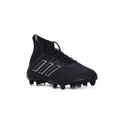 Buty do piłki nożnej adidas  PREDATOR 18.1 FG. Czarne buty skate męskie Adidas, do piłki nożnej. Za 842,23 zł.