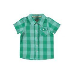 Koszule chłopięce z krótkim rękawem: ESPRIT Boys Koszula green