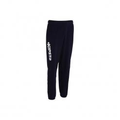 Spodnie do siatkówki V100. Czarne bryczesy damskie marki KIPSTA, m, z elastanu, z długim rękawem, na fitness i siłownię. Za 44,99 zł.