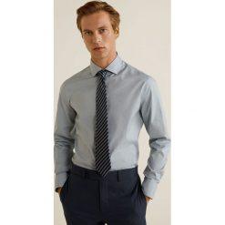 Mango Man - Krawat Raya. Czarne krawaty męskie marki Reserved. Za 119,90 zł.