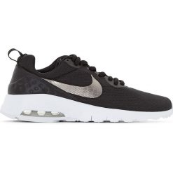 Buty sportowe Air Max Motion. Czarne buty sportowe chłopięce marki Nike, z syntetyku, nike air max. Za 377,96 zł.