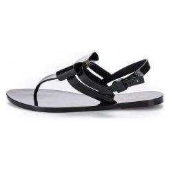 Zaxy Sandały Damskie Glaze Sand 38 Czarny. Czarne sandały damskie marki Zaxy. W wyprzedaży za 99,00 zł.