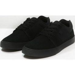 DC Shoes TONIK Tenisówki i Trampki black. Czarne tenisówki damskie DC Shoes, z materiału. Za 299,00 zł.