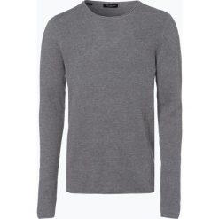 Selected - Sweter męski – Rocky, szary. Szare swetry klasyczne męskie Selected, m, z dzianiny. Za 179,95 zł.