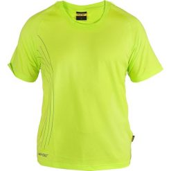 Hi-tec Koszulka męska New Mirro Apple Green/Apple Green r. XL. Zielone koszulki sportowe męskie Hi-tec, m. Za 47,12 zł.
