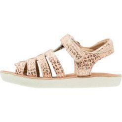 Shoo Pom GOA SPART Sandały corail. Czerwone sandały chłopięce Shoo Pom, z materiału. Za 269,00 zł.