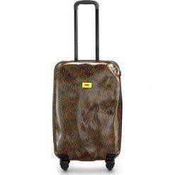 Walizka Surface średnia Brown Fur. Brązowe walizki Crash Baggage, średnie. Za 1183,00 zł.