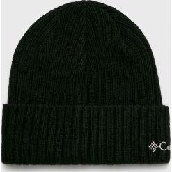 Columbia - Czapka. Czarne czapki zimowe męskie Columbia, na zimę, z dzianiny. Za 69,90 zł.