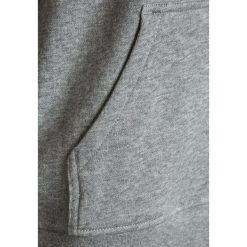 Element LOGO FILL BOY Bluza z kapturem grey heather. Szare bluzy chłopięce rozpinane marki Element, z bawełny, z kapturem. W wyprzedaży za 206,10 zł.