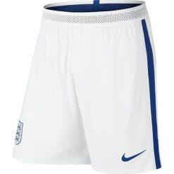 Nike Spodenki męskie England Home/Away Vapor Match Short biało-niebieskie r. L (724604-100). Białe spodenki sportowe męskie marki Adidas, l, z jersey, do piłki nożnej. Za 135,09 zł.