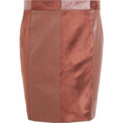 Spódniczki: BOSS CASUAL BINJA Spódnica mini light pastel brown