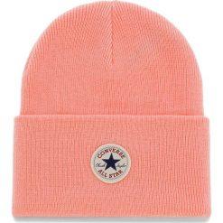 Czapka CONVERSE - 609713 Storm Pink. Brązowe czapki zimowe damskie Converse, z materiału. Za 89,00 zł.