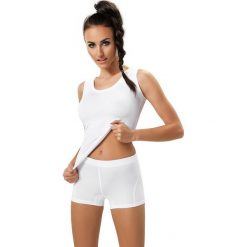 Gwinner Koszulka damska PERFECT FIT Ladies Sleevless LIGHTline biała r. XS. Białe topy sportowe damskie marki Gwinner, xs. Za 55,76 zł.