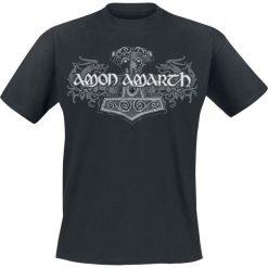 Amon Amarth Viking Horses T-Shirt czarny. Czarne t-shirty męskie Amon Amarth, xl. Za 74,90 zł.