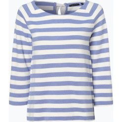 Bluzy rozpinane damskie: Marc O'Polo - Damska bluza nierozpinana, lila