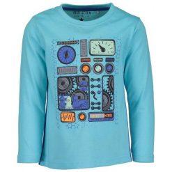 Blue Seven Koszulka Chłopięca Z Obrazkiem 98 Jasnoniebieski. Niebieskie t-shirty chłopięce z nadrukiem Blue Seven, z bawełny. Za 49,00 zł.