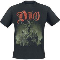 Dio Stand Up And Shout T-Shirt czarny. Czarne t-shirty męskie Dio, l. Za 74,90 zł.