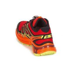 Buty do biegania Salomon  WINGS FLYTE 2. Czarne buty do biegania męskie marki Salomon, z gore-texu, na sznurówki, gore-tex. Za 352,10 zł.