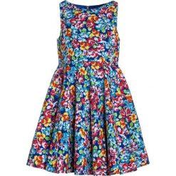 Odzież dziecięca: Polo Ralph Lauren Sukienka letnia royal/pink/multicolor
