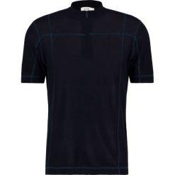 T-shirty męskie z nadrukiem: KIOMI Tshirt z nadrukiem navy