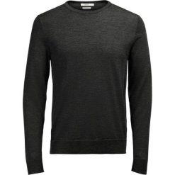 Swetry męskie: Jack & Jones JPRMARK KNIT CREW NECK NOOS Sweter grey melange