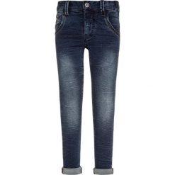 Jeansy dziewczęce: Name it NKMPETE PANT Jeans Skinny Fit dark blue denim