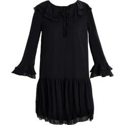Sukienki hiszpanki: YAS YASARDEN DRESS Sukienka letnia black