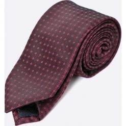 Jack & Jones - Krawat + spinka do krawata. Brązowe spinki do krawatów marki Jack & Jones, z materiału. W wyprzedaży za 59,90 zł.