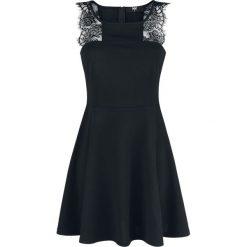 Black Premium by EMP Come On Eileen Sukienka czarny. Czarne sukienki koronkowe marki Black Premium by EMP, xl. Za 144,90 zł.