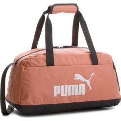 Torebki klasyczne damskie: Torba PUMA – Phase Sport Bag 074942 Peach Beige 28