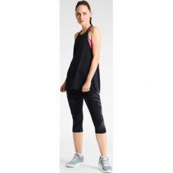 Under Armour THREADBORNE Koszulka sportowa black. Czarne topy sportowe damskie marki Under Armour, xs, z materiału. W wyprzedaży za 126,75 zł.