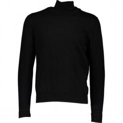 """Sweter """"The Finge Gauge"""" w kolorze czarnym. Czarne golfy męskie marki Ben Sherman, m, z bawełny. W wyprzedaży za 173,95 zł."""