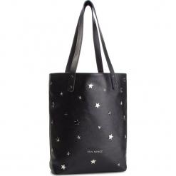 Torebka EVA MINGE - Evora 4L 18NN1372664EF  101. Czarne torebki klasyczne damskie Eva Minge, ze skóry. W wyprzedaży za 449,00 zł.