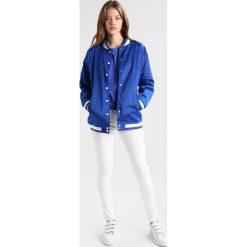 Boyfriendy damskie: Levi's® Line 8 L8 MID SKINNY Jeans Skinny Fit white denim