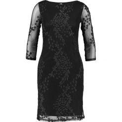 Sukienki: Wallis EMBROIDERED DRESS Sukienka koktajlowa black