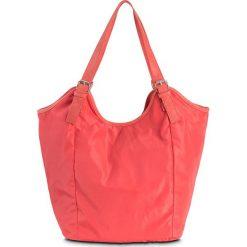 Shopper bag damskie: Torba shopper bonprix koralowy