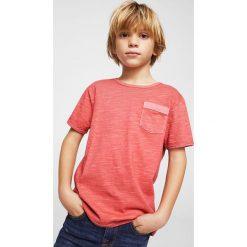 T-shirty chłopięce: Mango Kids – T-shirt dziecięcy Benjamin 104-164 cm