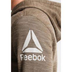 Bejsbolówki męskie: Reebok EL PRIME GROUP Bluza rozpinana armygreen