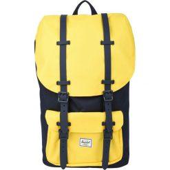 Plecaki męskie: Herschel LITTLE AMERICA Plecak peacoat/cyber yellow