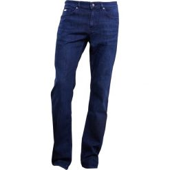 Jeansy męskie regular: BOSS ATHLEISURE DELAWARE Jeansy Straight Leg dark blue