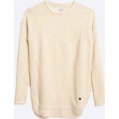 Pepe Jeans - Sweter dziecięcy. Fioletowe swetry dziewczęce marki OLAIAN, z elastanu, sportowe. W wyprzedaży za 119,90 zł.